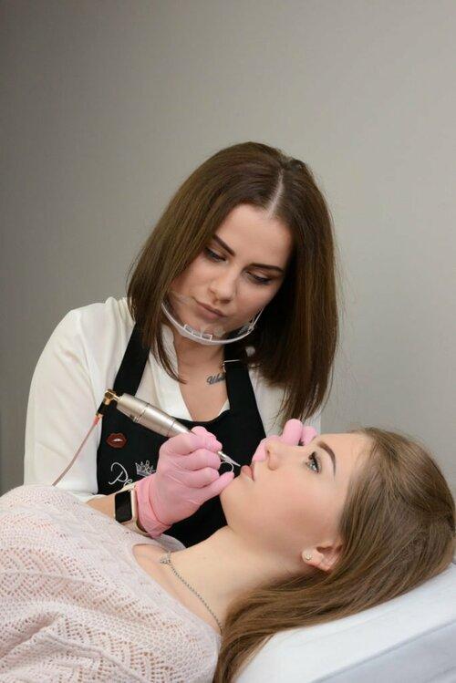 Татуаж бровей и губ — Преимущества перманентного макияжа
