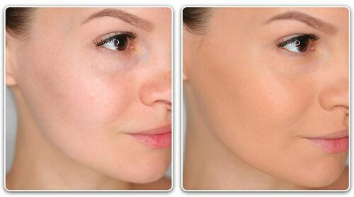 Татуаж лица под тональный крем — плюсы и минусы процедуры