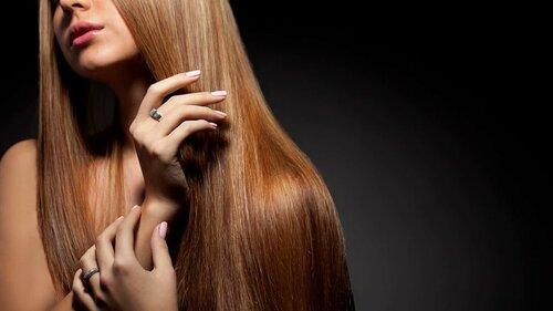 Как смыть кератин с волос?