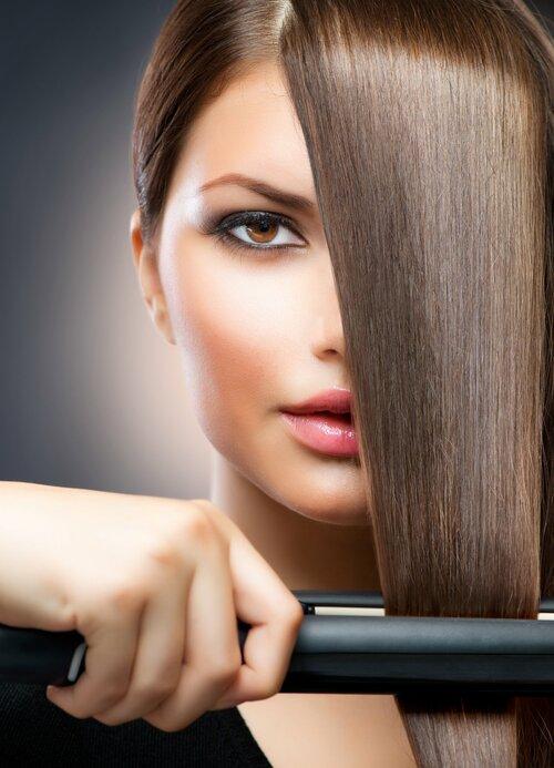 Кератиновое выпрямление волос без формальдегида – все о процедуре