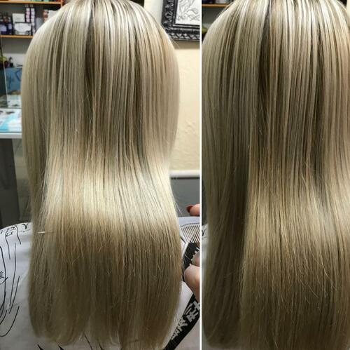 Сколько по времени делается ботокс волос?