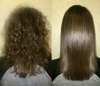 Выпрямление волос ботоксом — подробное описание процедуры