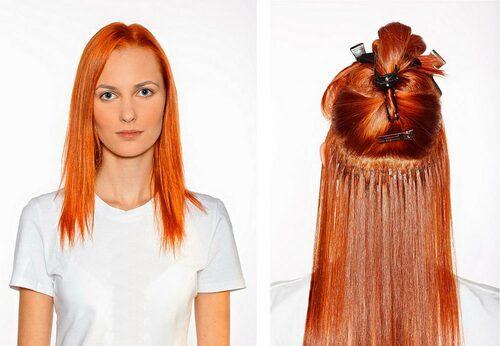 Нарощенные волосы — плюсы и минусы