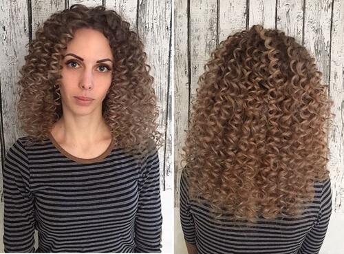 Сколько держатся нарощенные волосы?