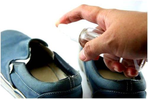 Чем обрабатывать обувь при грибке ногтей на ногах