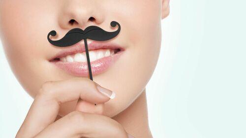 Шугаринг верхней губы — идеальная гладкость кожи