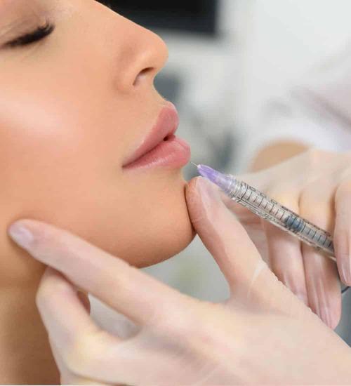 Как в домашних условиях увеличить губы гиалуроновой кислотой?