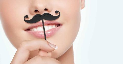 Лазерная эпиляция в области губ, или как избавиться от усиков