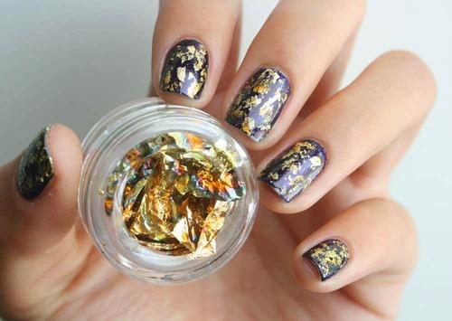 Фольга для ногтей: как использовать?