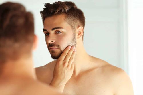 Как проводится лазерная эпиляция лица для мужчин?