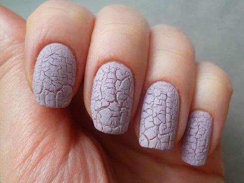 Почему трескается гель-лак на ногтях?