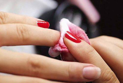 Как снять гель-лак с ногтей в домашних условиях