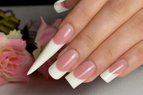 Как проводится моделирование ногтей?
