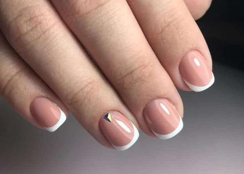 Можно ли сделать наращивание на короткие ногти?