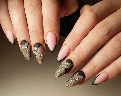 Как сделать острые ногти