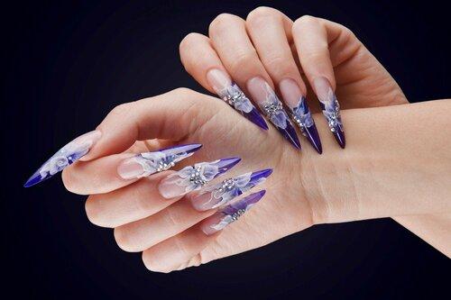 Формы ногтей  с фото примерами — рассмотрим какие бывают формы