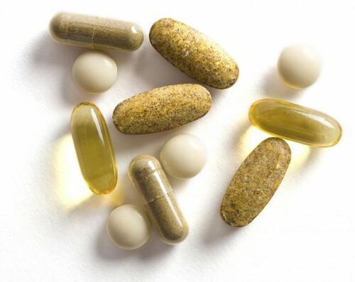 Витамины для роста и ухода за ресницами