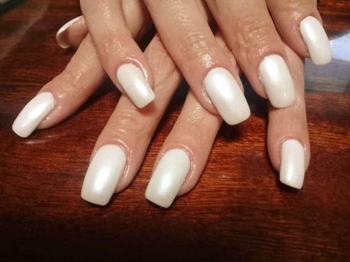 Наращивание ногтей на типсы в домашних условиях