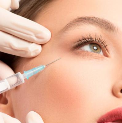 Мезотерапия кожи вокруг глаз: все «за» и «против»