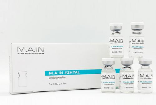 Биоревитализация с мезококтейлем M.A.IN