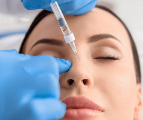 Дренажная мезотерапия носа. Какой будет эффект?