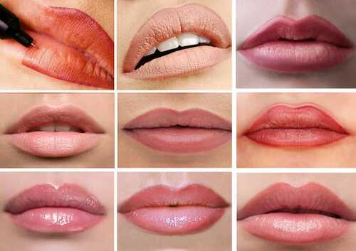 Все о перманентном макияже губ, фото и уход