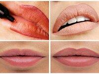 Татуаж губ  сколько держится и когда нужно делать обновления