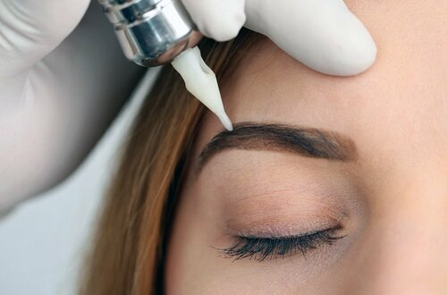 Коррекция перманентного макияжа — через сколько делать коррекцию
