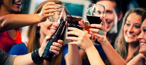 Почему нельзя пить алкоголь перед и после татуажа бровей