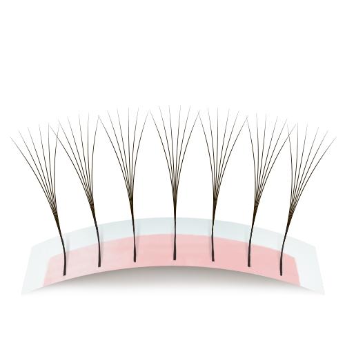 Все о выборе накладных ресниц и факторах, которые влияют на их носку