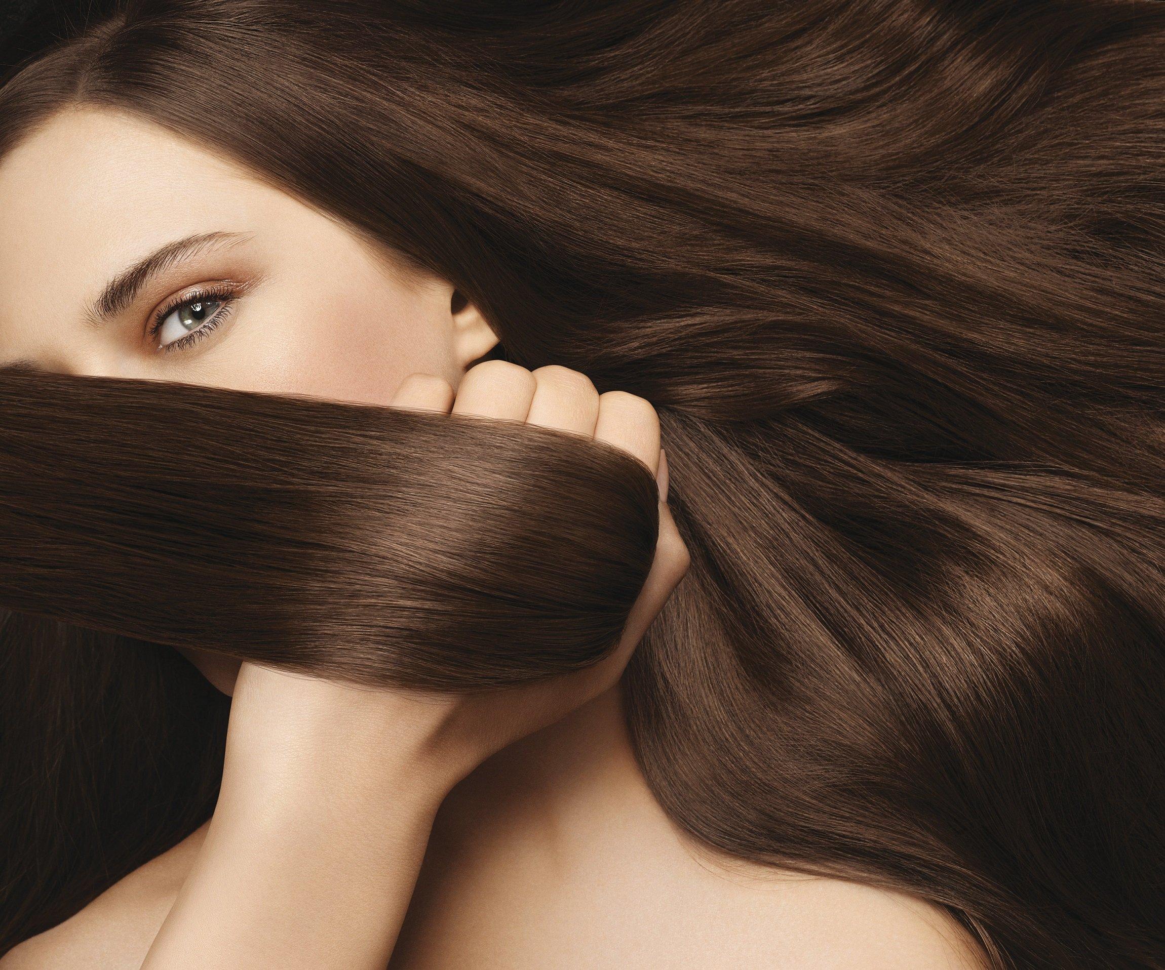 Кератиновое выпрямление для осветленных волос