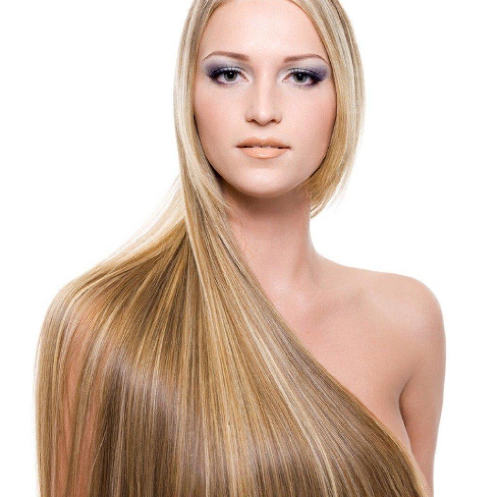 Осветленные волосы и кератин