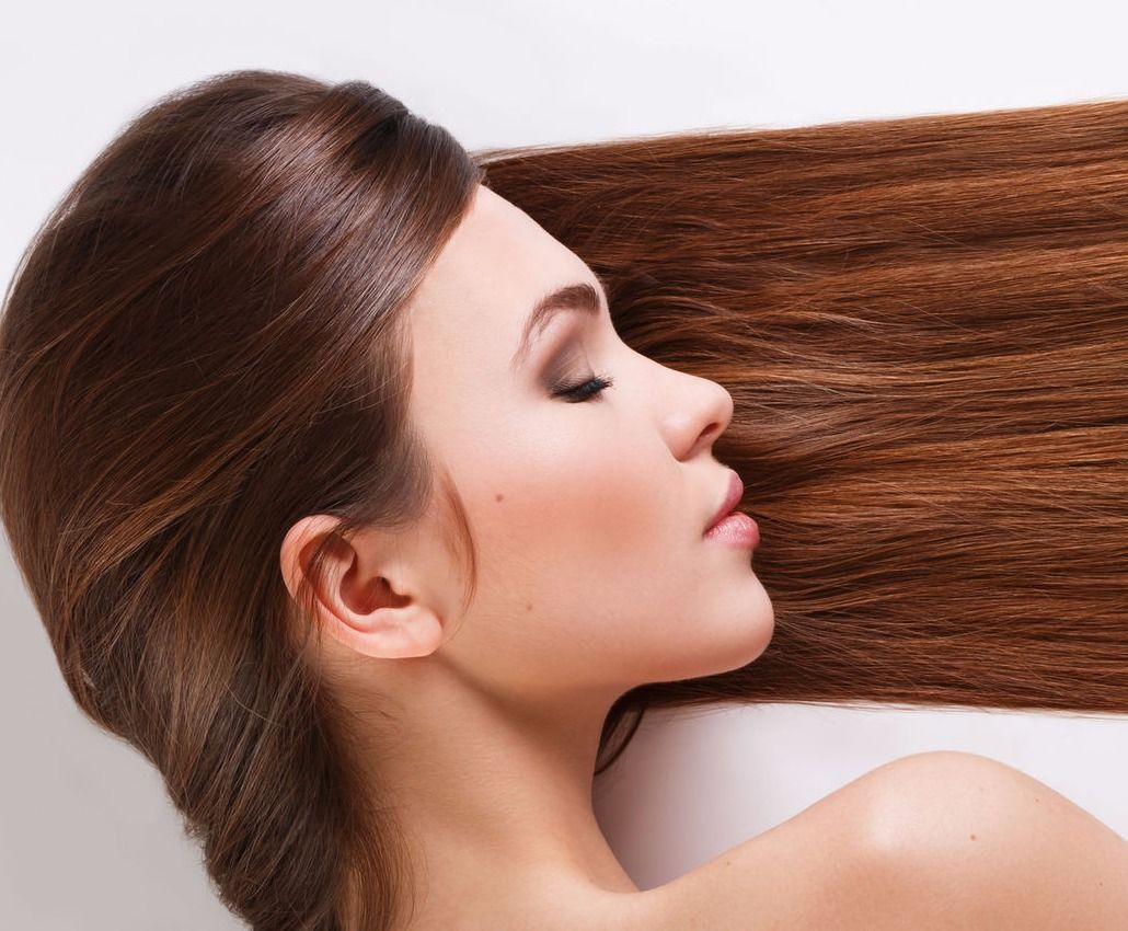 Выпадение волос после кератина