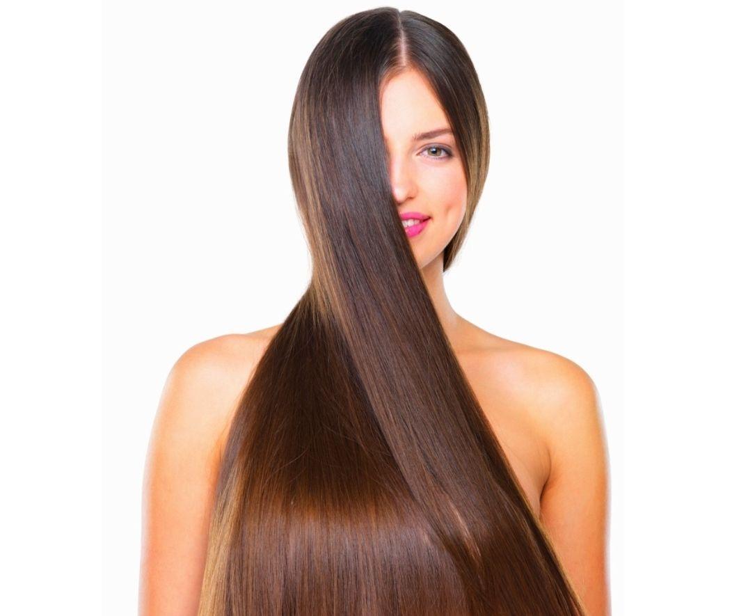 Кератин и уход за волосами