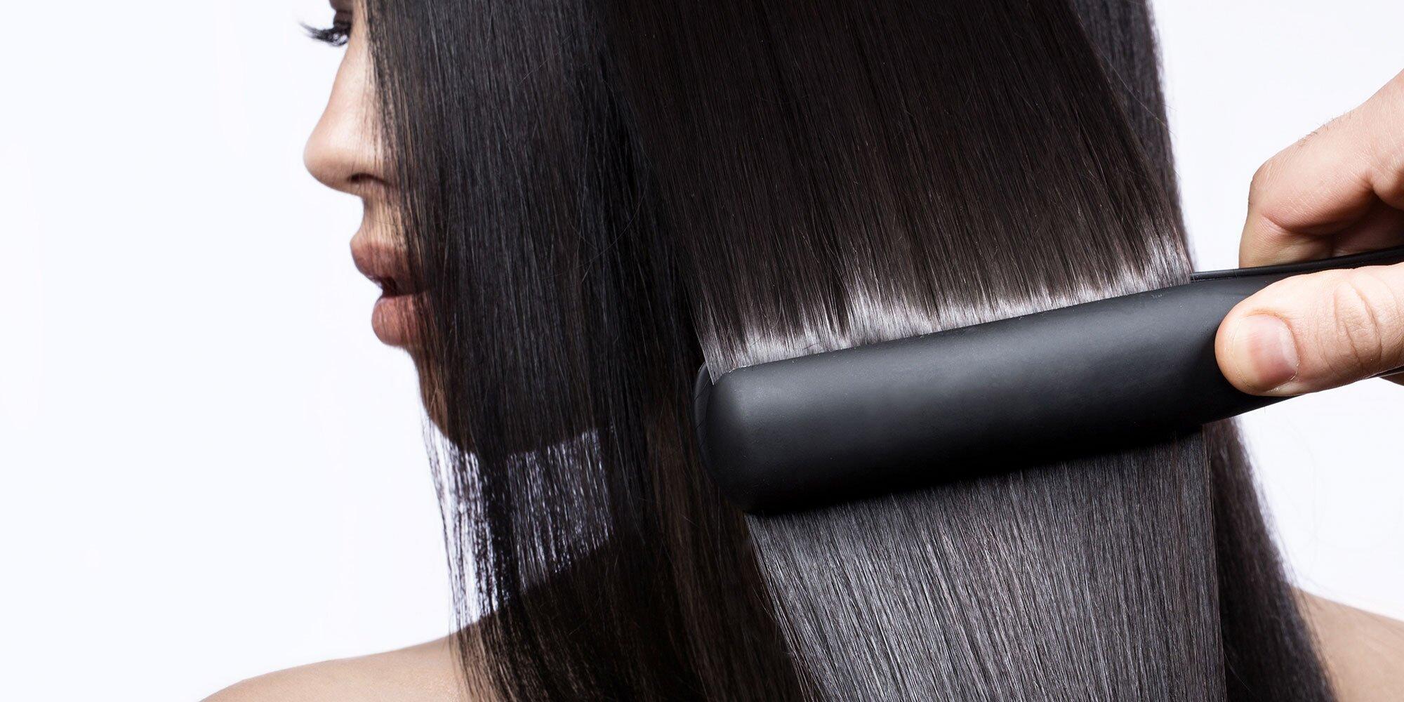 Средства с ккератином для выпрямления волос