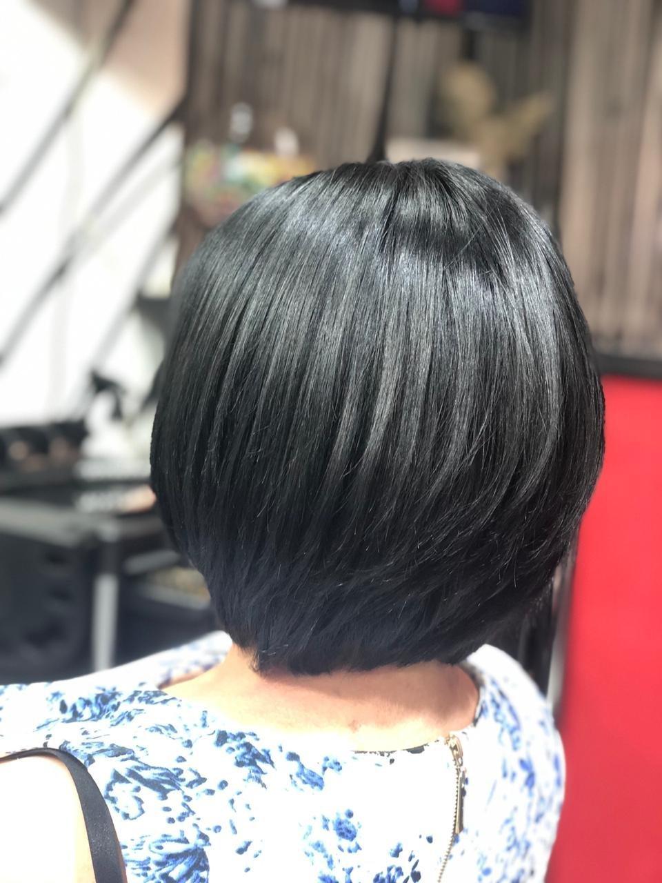 Наращивание волос и кератин для волос