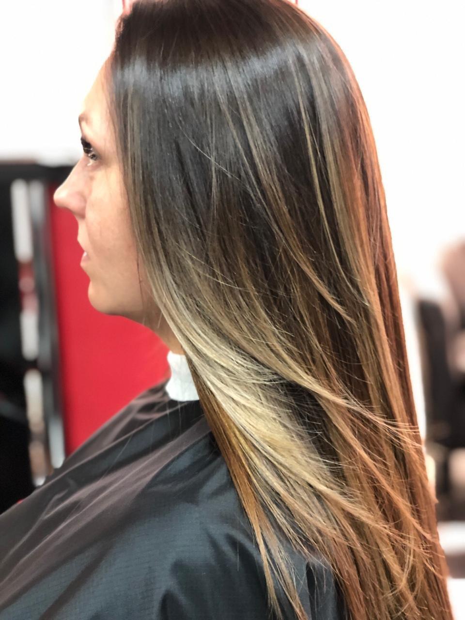 Кератин для волос и наращивание
