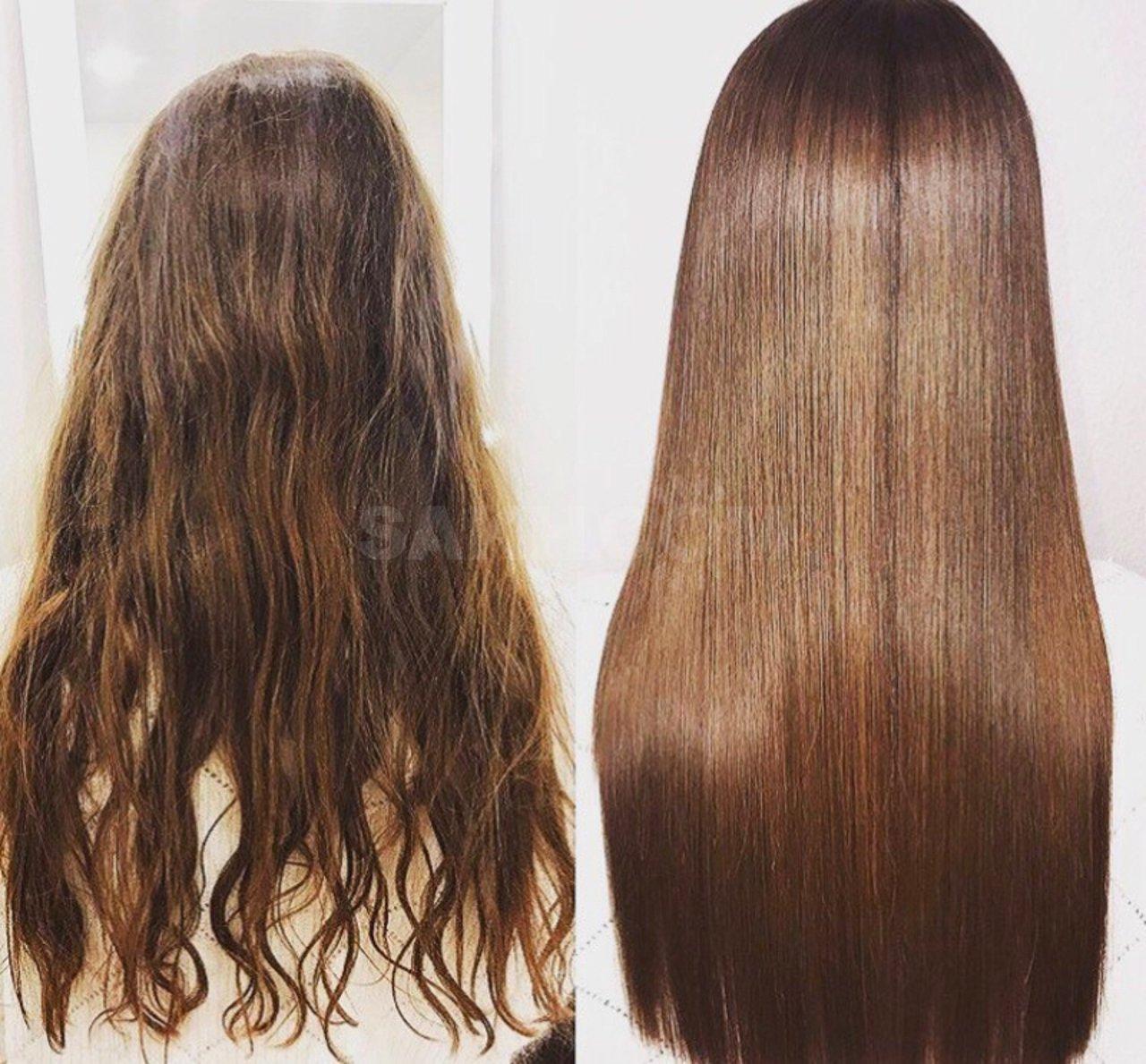 Лучший кератин для выпрямления волос