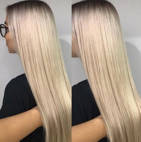 ботокс для блондинок