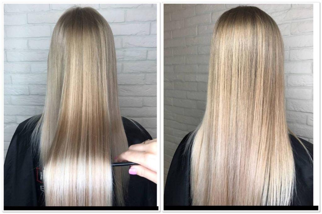 Ботокс для волос - плюсы и минусы