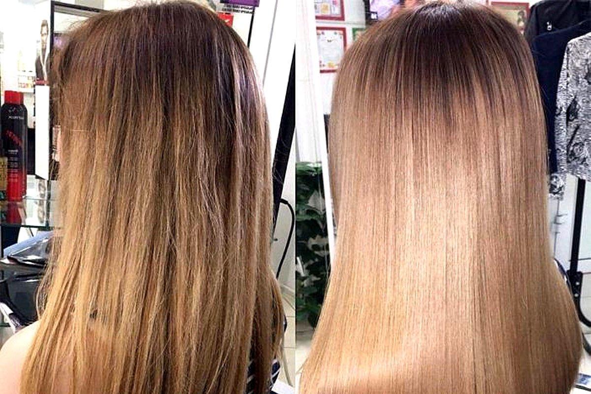 сколько по времени делается ботокс волос