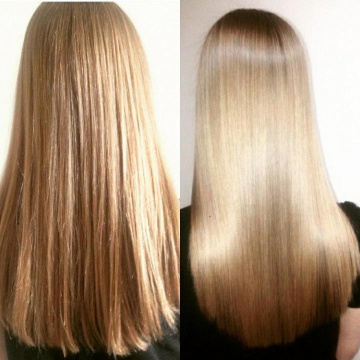сколько держится ботокс на волосах