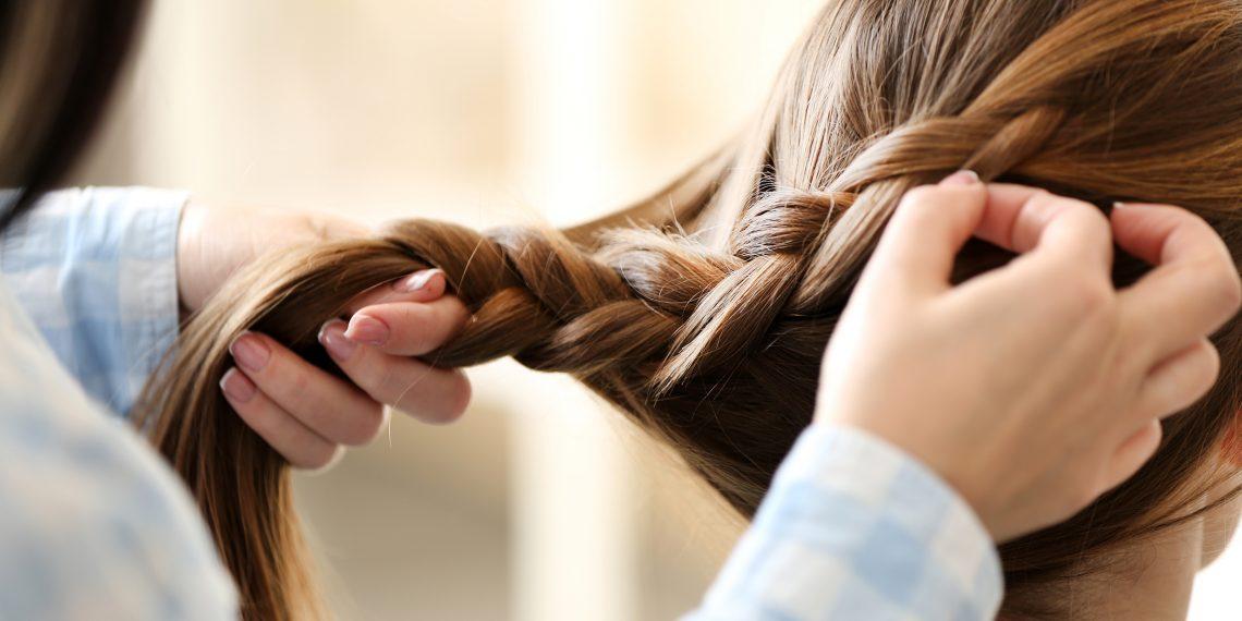 как модно сделать косы