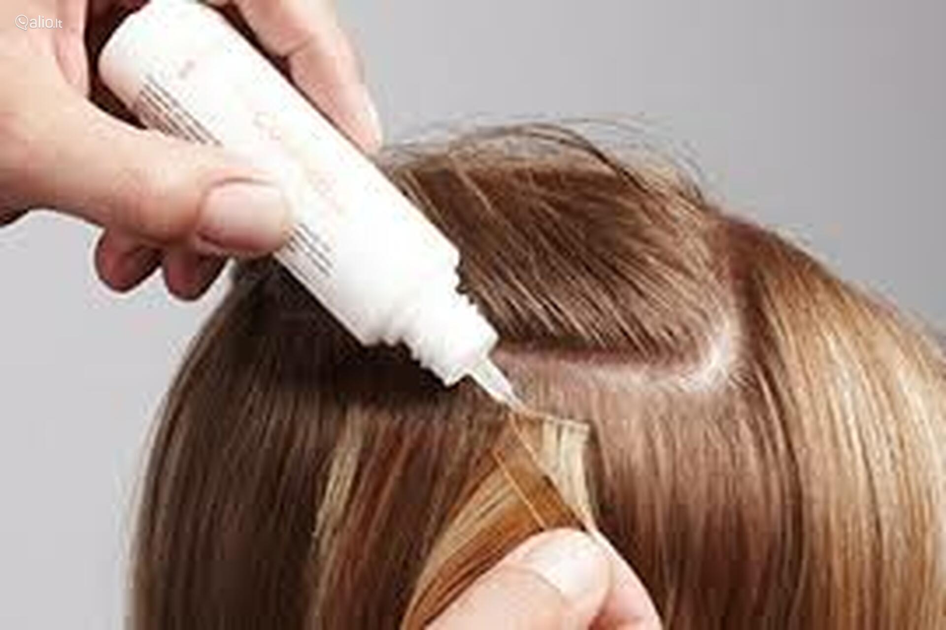 бионаращивание волос