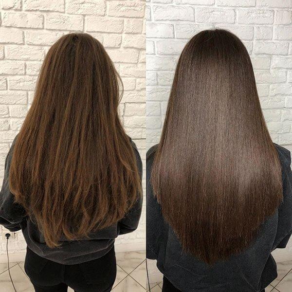 ботокс для волос последствия