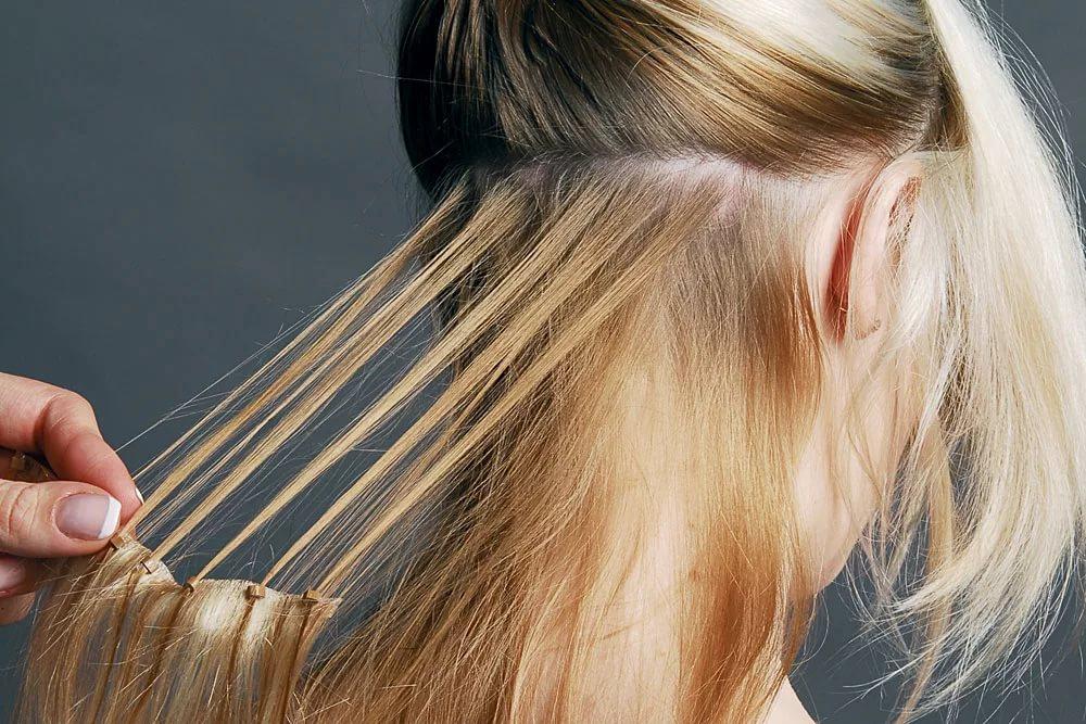 как часто нужно делать коррекцию нарощенных волос