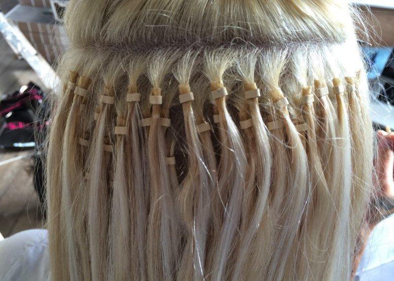 нарощенные волосы последствия