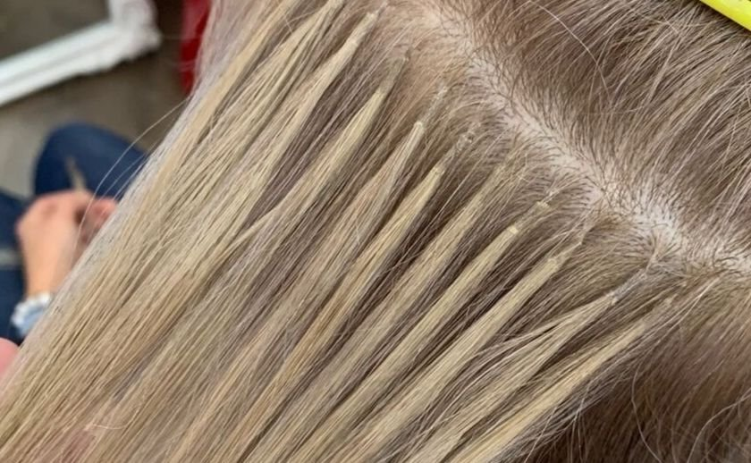 наращивание волос последствия