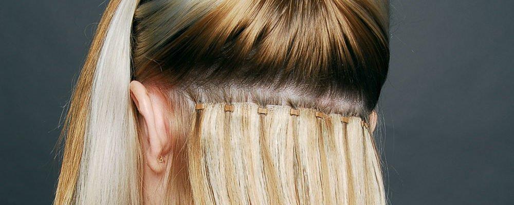 сколько держатся нарощенные волосы