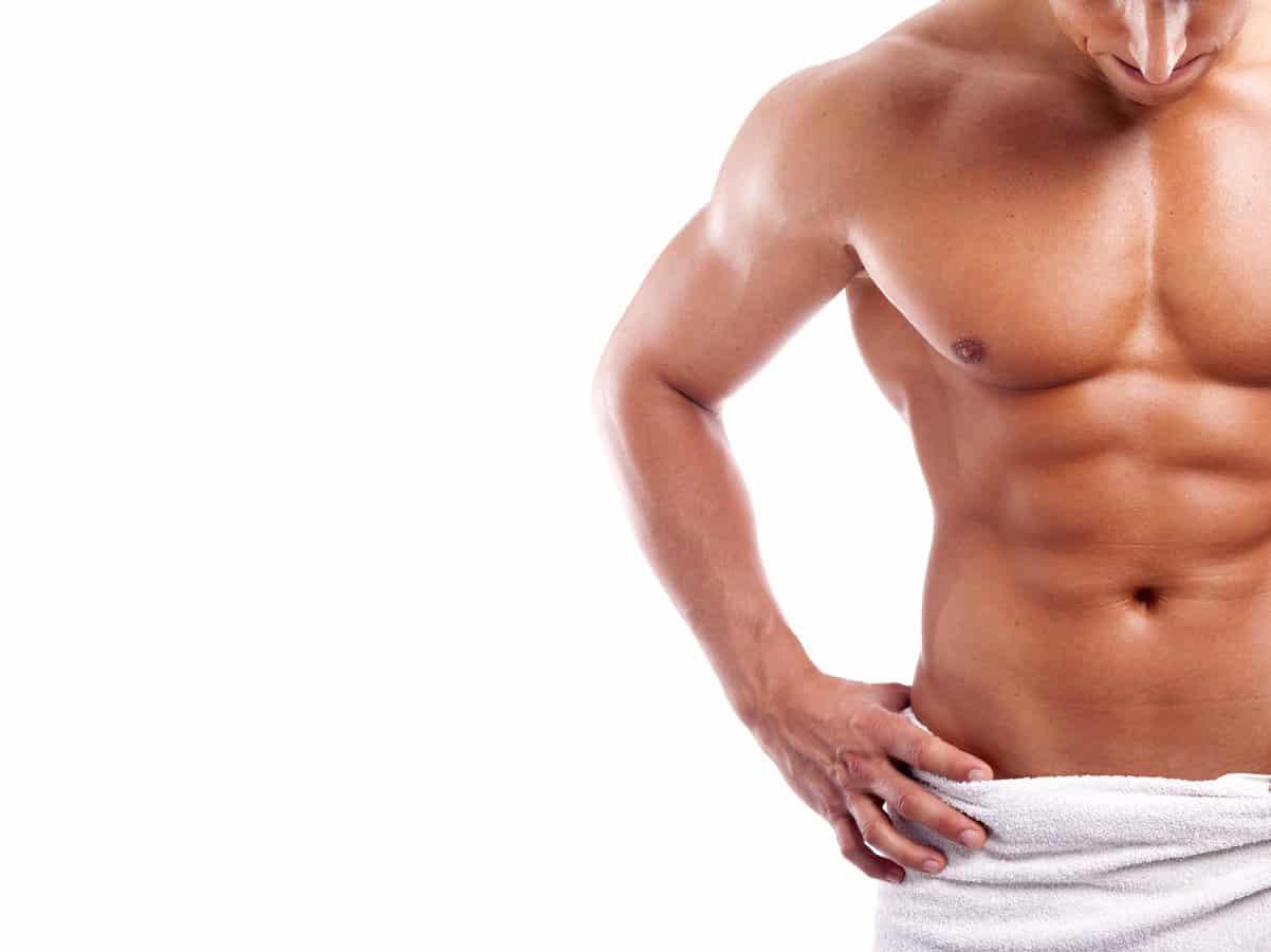 Мужская эпиляция интимных зон – депиляция глубокого бикини